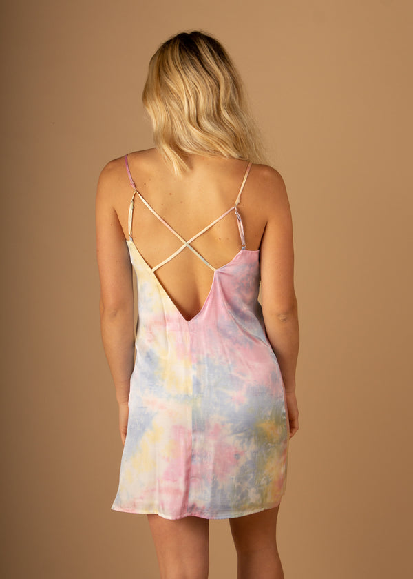 Angelic Tie Dye Dress