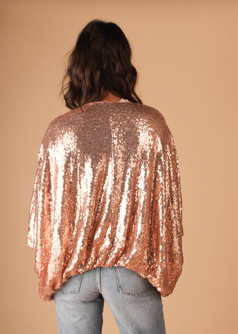 Bellini Bubble Hem Cardigan