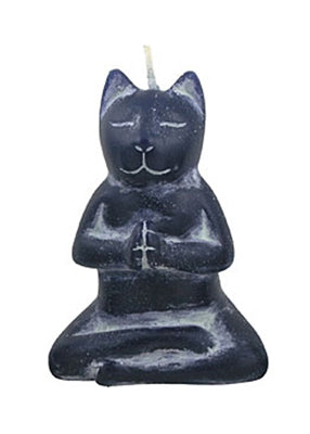 Nirvana Cat Candle
