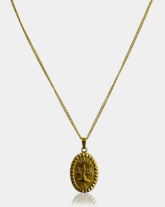 Zodiac Pendant Necklace 2021