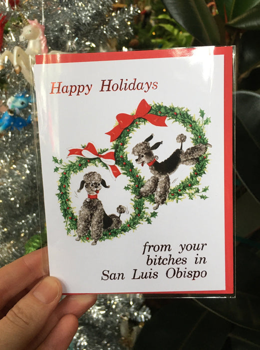 Happy Holidays From San Luis Obispo