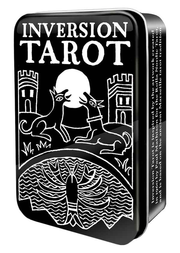 Inversion Tarot in Tin