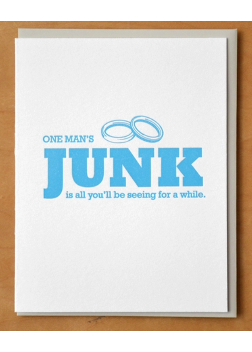 One Man's Junk Card