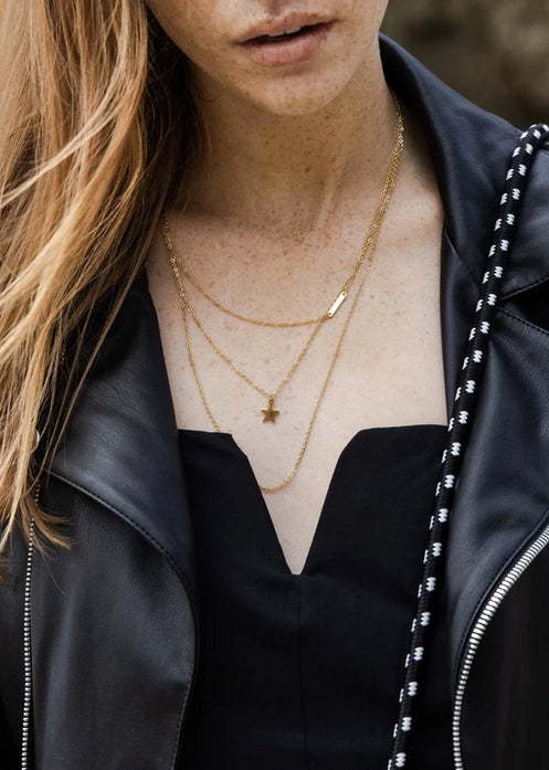 Dusk Layers Necklace