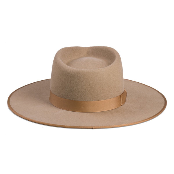 Teak Rancher - Light Brown