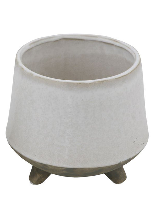 Sugar Footed Pot