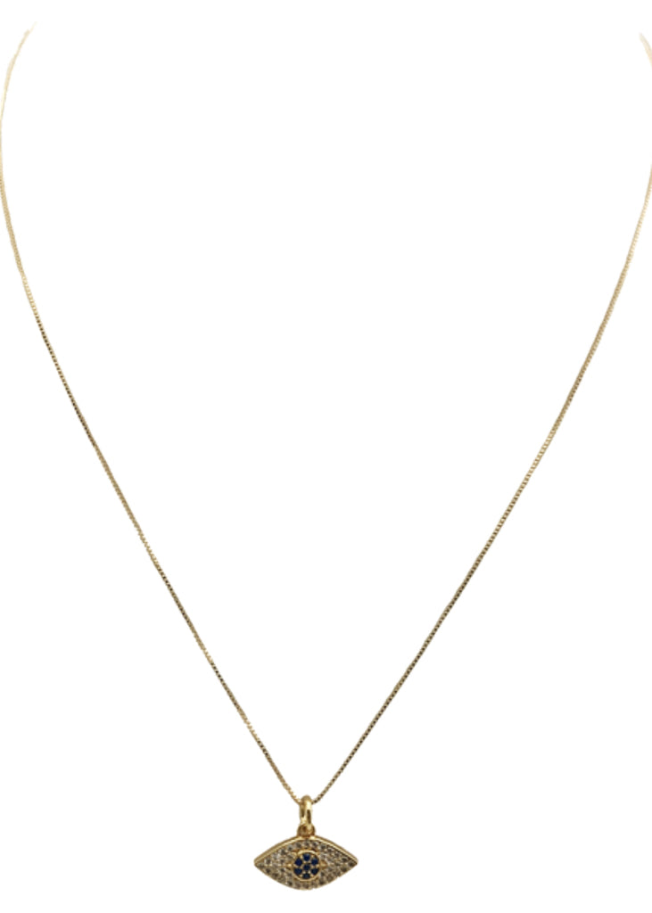 Amy Necklace - Gold