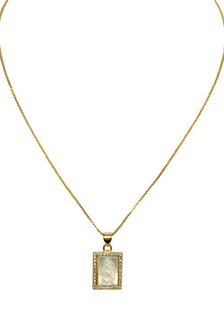 Dawne Necklace - Gold