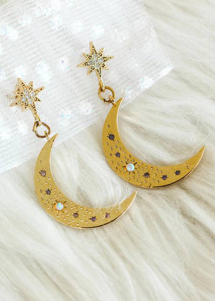 Celestial Interlude Earrings