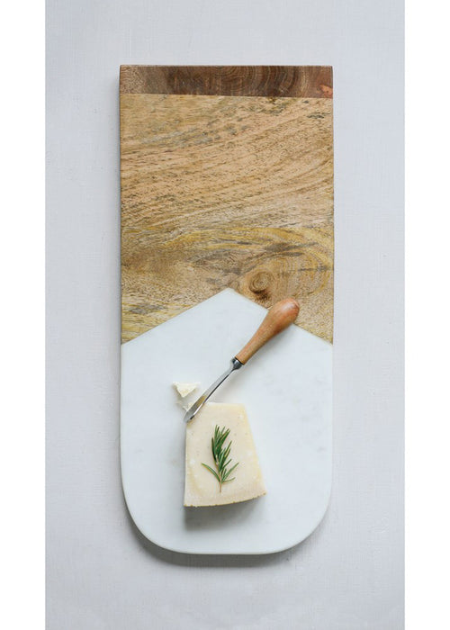 Marble And Mango Cheese Board