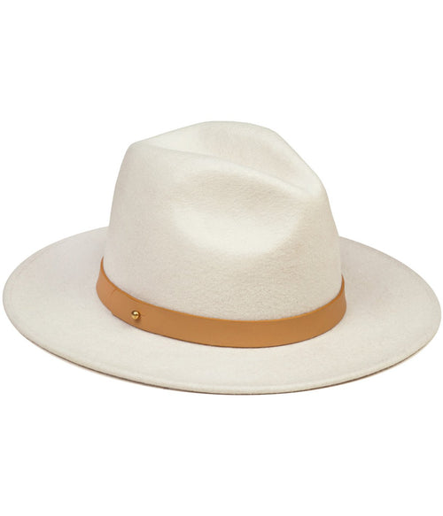 The Fader Hat - White