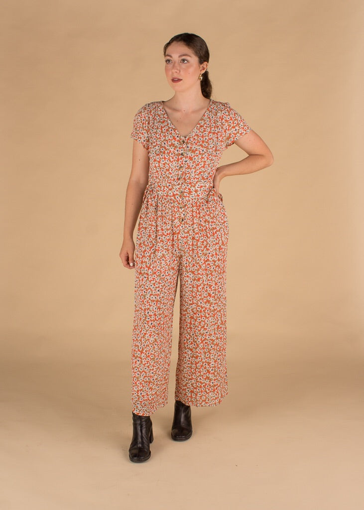 Dazed And Confused Jumpsuit