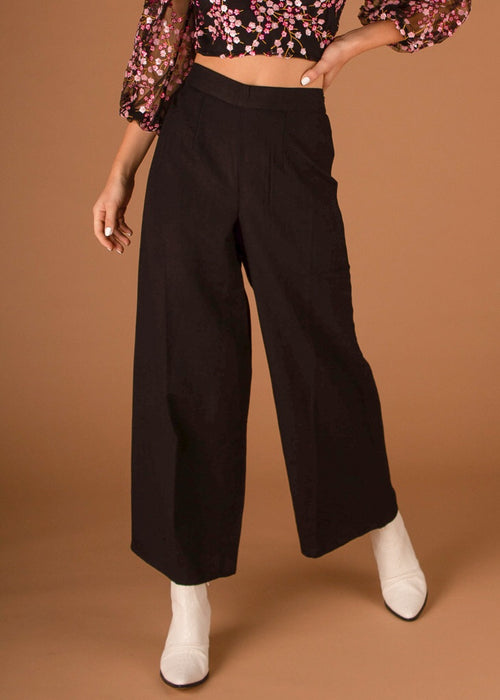Afternoon Wide Leg Pant