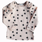 Oversized Polka Dot Sweater - Poetic Kids - 1