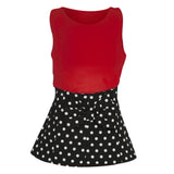 Polka Dot Skirt and Top - Poetic Kids - 1