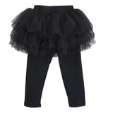 Tulle Skirt and Leggings - Poetic Kids - 1