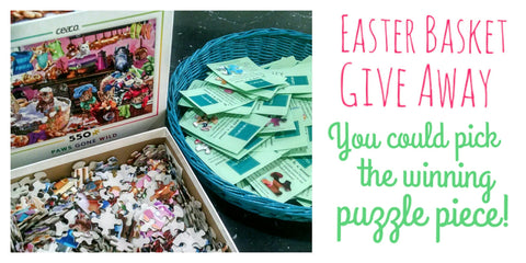 easter basket giveaway and puzzle promotion rules