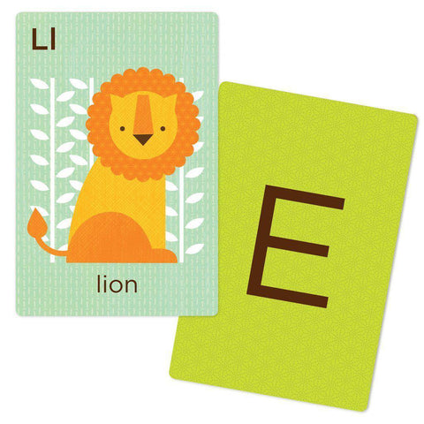 Animals A-Z Flash Cards