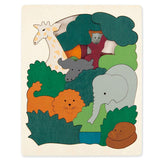 Hape African Animal Puzzle