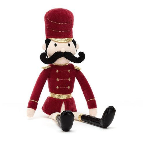 JellyCat Nutcracker Plush