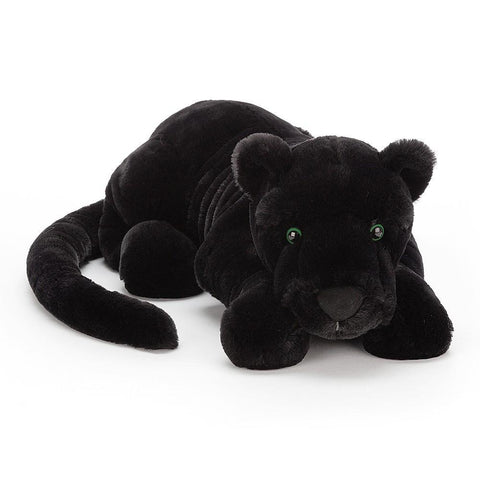 JellyCat Paris Panther Plush Animal