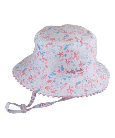 Millymook Baby Girl's Bucket Hat - Shoreline