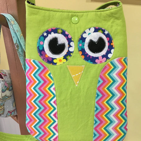 Mom n' Mia Owl Purses