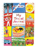 My Travel Journal: A World of Activities