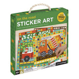 On the Road Sticker Art Kit