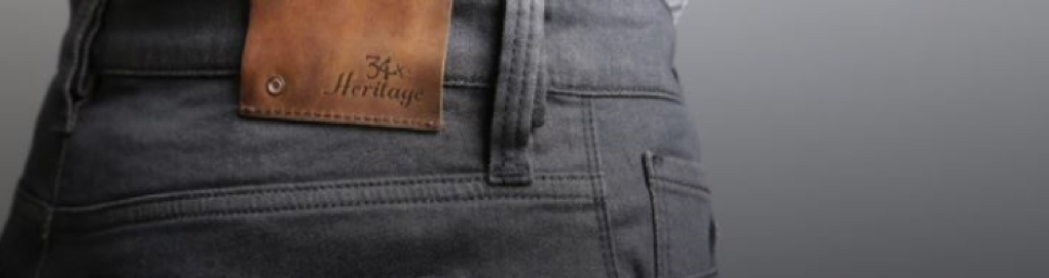 34 Heritage Combines the Look of Jeans with the Comfort of Trousers