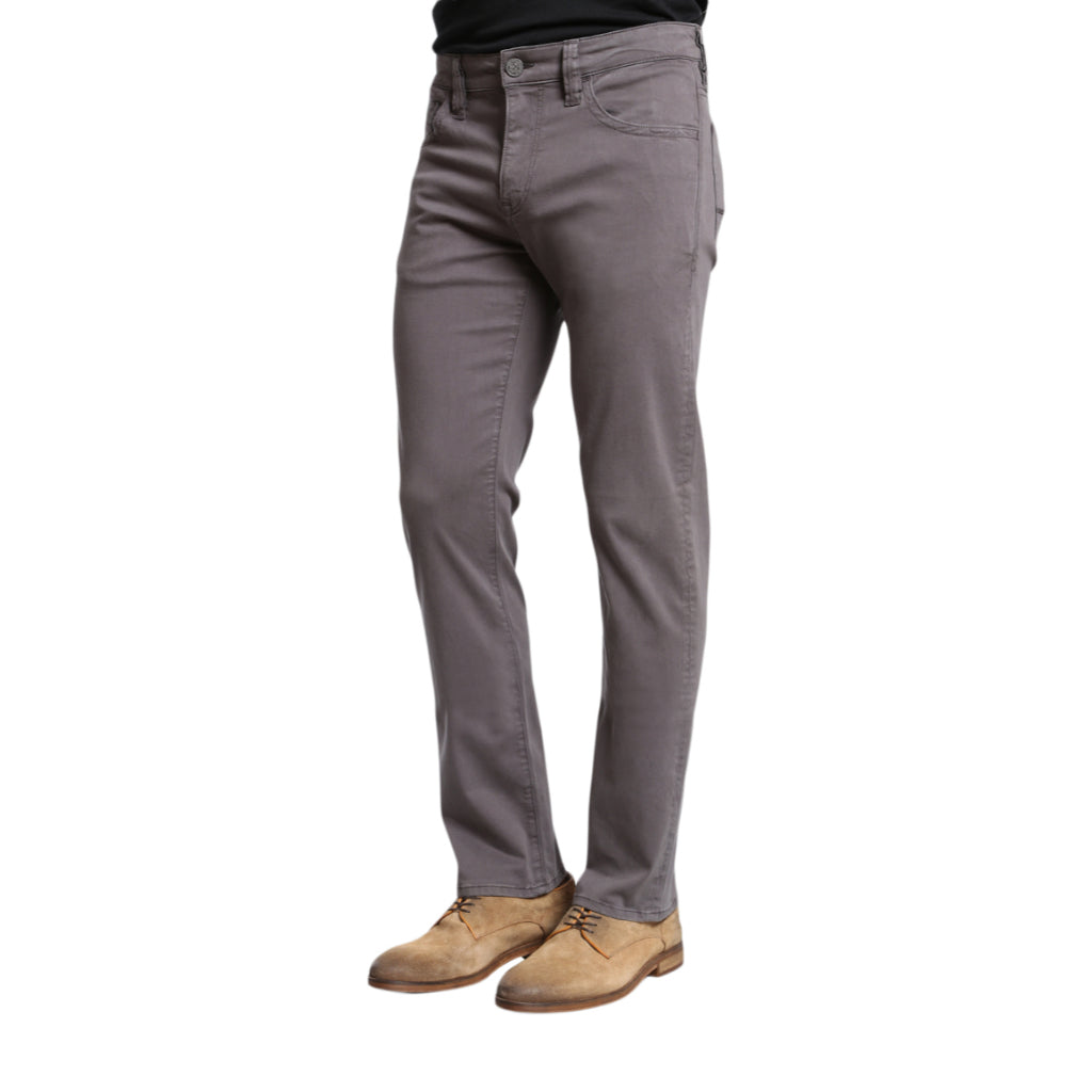34 Heritage Men's Charisma Classic Fit Anthracite Grey Twill Trouser Pants