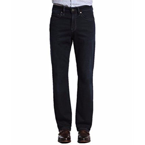 34 Heritage Men's Courage Midnight Austin Dark Denim Jeans