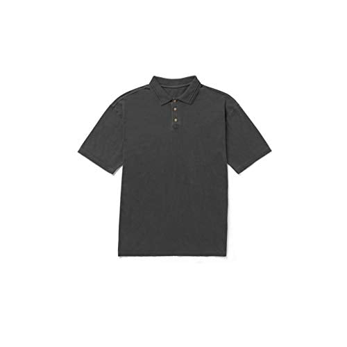 Richer Poorer Classic Fit Short Sleeve Relaxed Polo Tee Mens T Shirt