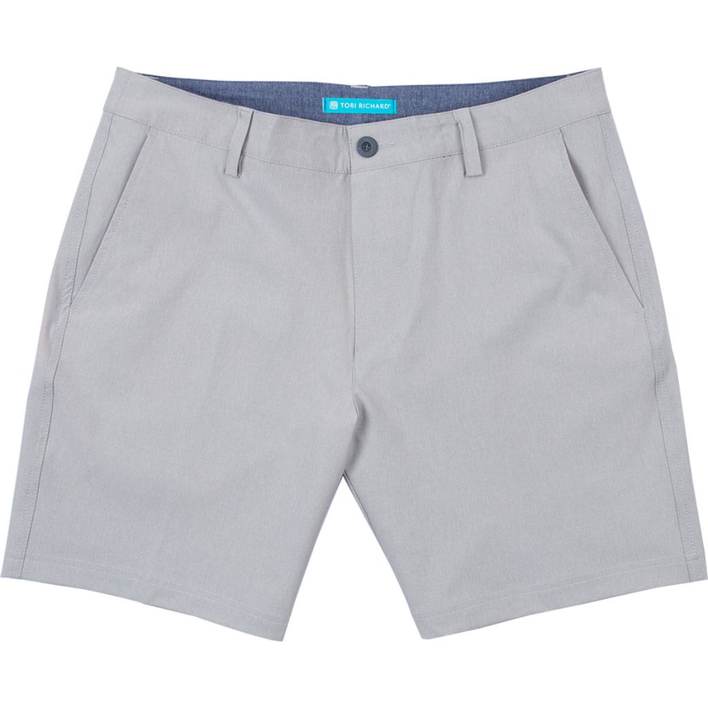 Tori Richard Mens Standard Fit Surf N Turf Performance Shorts