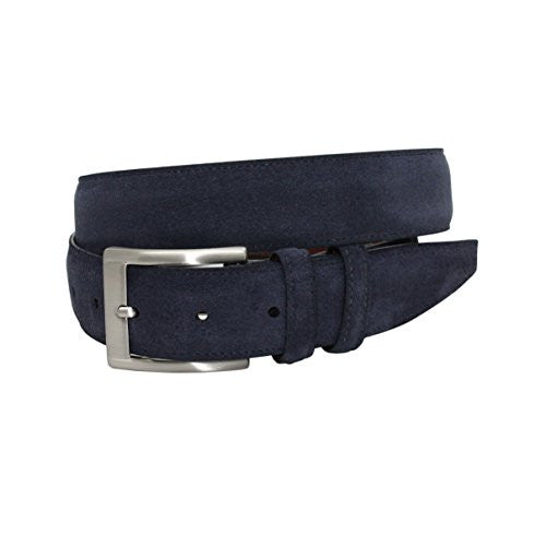 Torino Leather Italian Calf Suede Belt