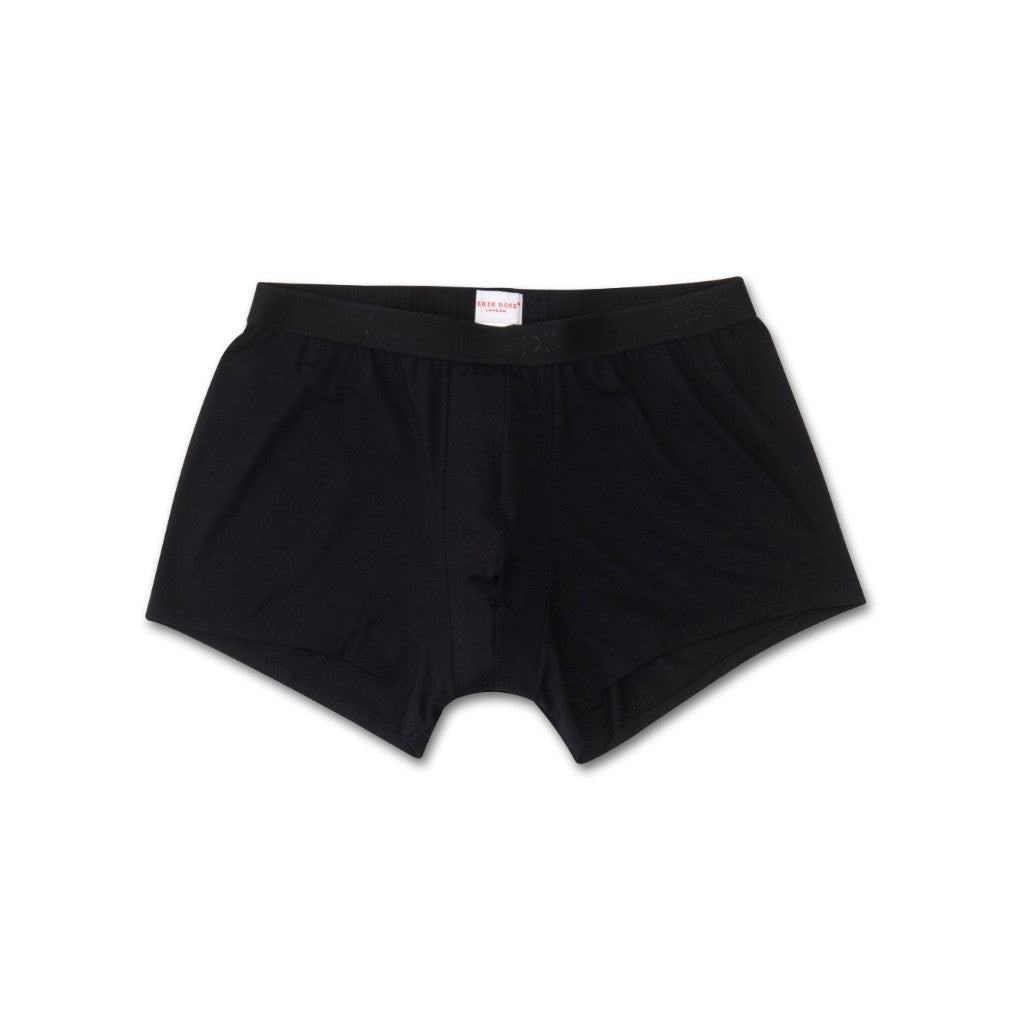 Derek Rose Men's Hipster Alex Micro Modal Stretch Briefs Underwear (Black)
