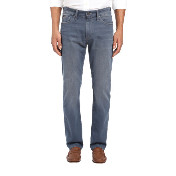 34 Heritage Mens Courage Petrol Night Denim Jeans