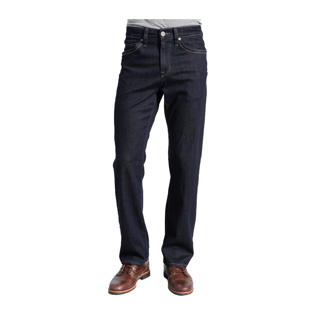 34 Heritage Mens Charisma Classic Fit Jeans in Midnight Cashmere