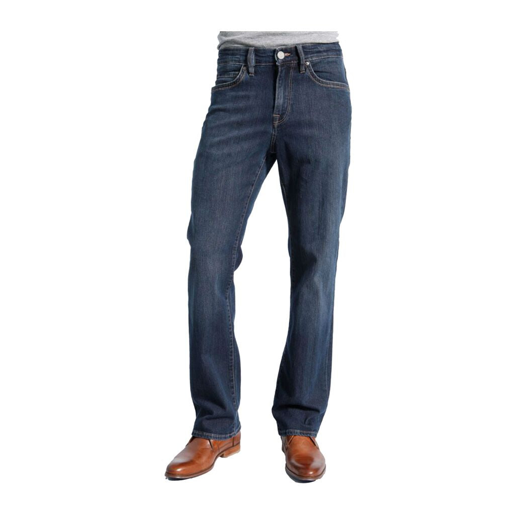 34 Heritage Men's Charisma Comfort Fit Jeans Dark Blue
