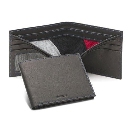 Tokens & Icons NHL Game-Used Jersey Wallet (81-NHL-P)