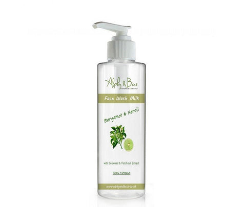 Tonic Face Wash - Bergamot & Neroli