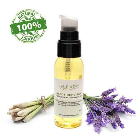 Insect Repellent Oil - 100% Natural