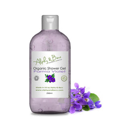 Organic Shower Gel - Violet