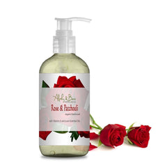Organic Hand Wash - Rose & Patchouli