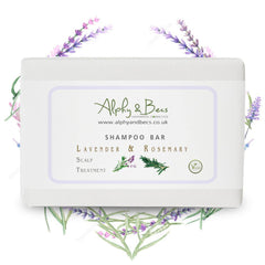 Conditioning Shampoo Bar Lavender & Rosemary