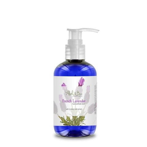 Hand and Body Lotion - French Lavender 250ml.