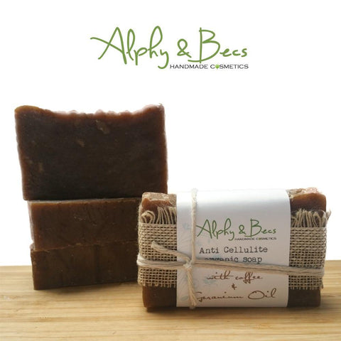 100% Natural Anti Cellulite Soap