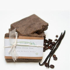 100% Natural Soap - Coffe & Vanilla