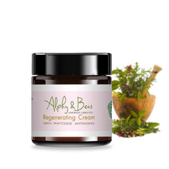 Regenerating Face Cream With Phytoline Blend