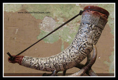 Peter Duemler German Drinking Horn